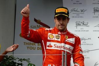 F1: Alonso kifosztaná a Ferrarit?