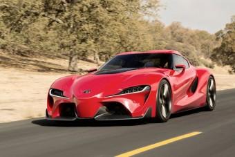 A BMW tervezi az új Toyota Suprát?