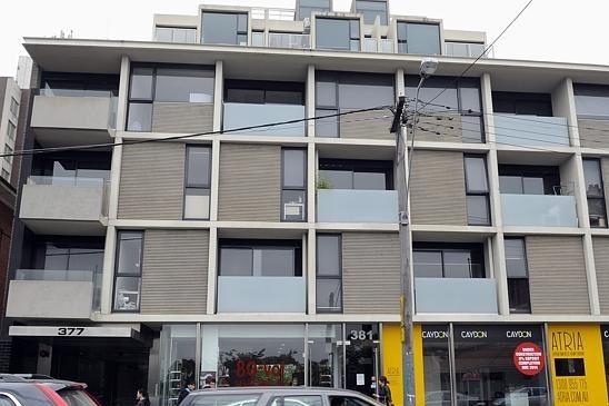 Ebben a házban volt az áldozat lakása. Állítólag 1,1 millió ausztrál dollárt (239 millió Ft) ért az ingatlan.
