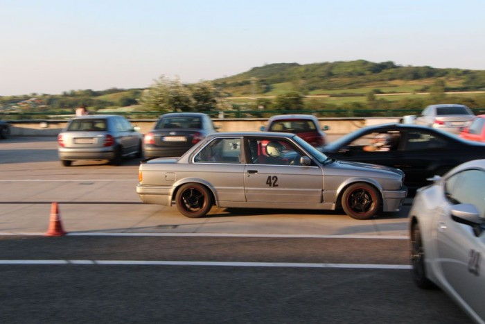 Hiába idős, egy BMW-t könnyű izgalmassá tenni