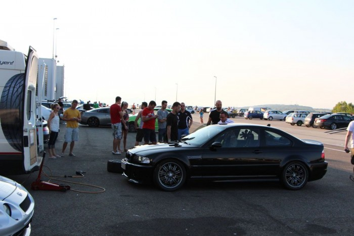 Az utolsó sorhatos, szívó M3-as BMW. Tökéletes élményautó!