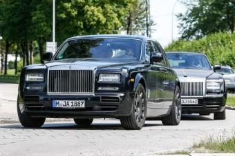 Új csúcsmodellt fejleszt a Rolls-Royce