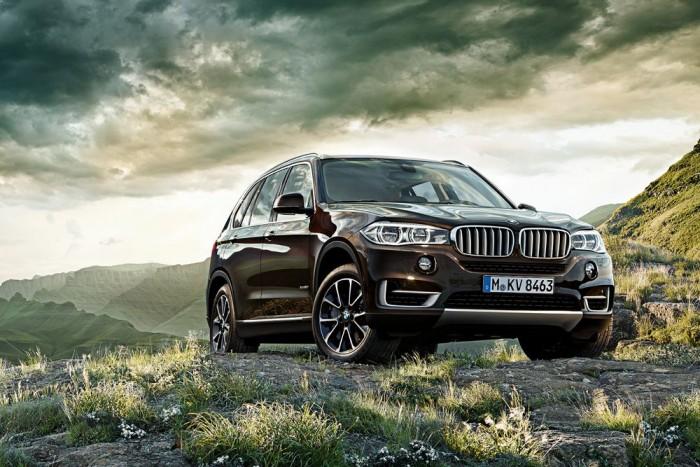 5.- BMW X5