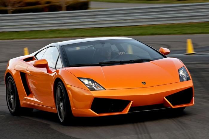 7.- Lamborghini Gallardo