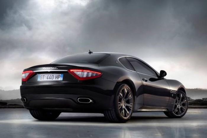 9.- Maserati Gran Turismo