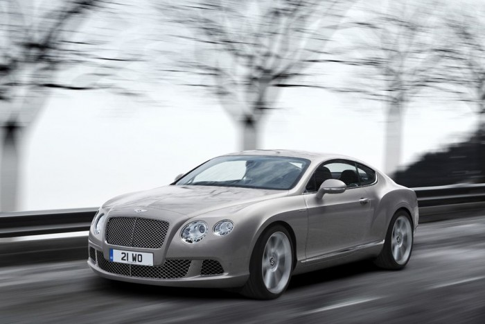 2.- Bentley Continental GT