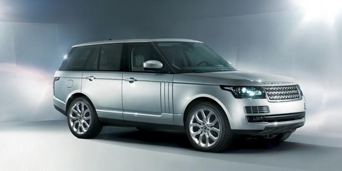 1.- Land Rover Range Rover