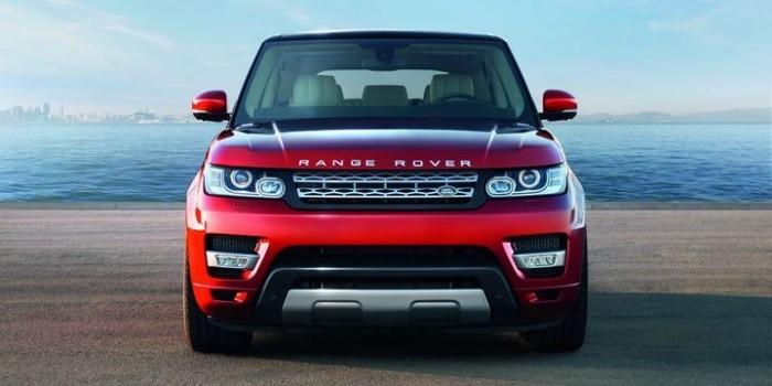 3.- Land Rover Range Rover Sport
