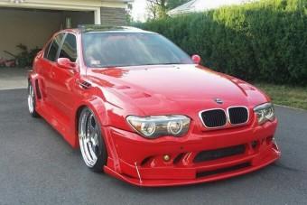 BMW, csak erős idegzetűeknek!