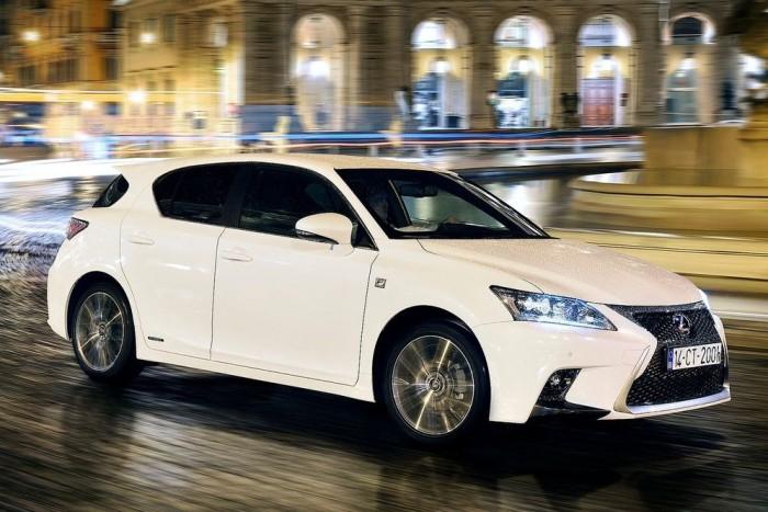 Az első helyen végzett a Lexus CT 200h, 8,08 összpontszámmal. CO2-kibocsátása 82 g/km, átlagos zajszintje különösen alacsony 68 dB(A)