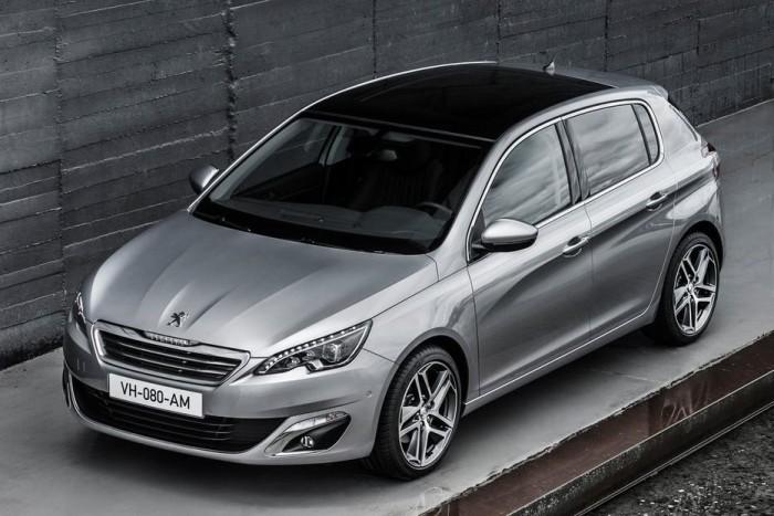 A harmadik helyen egy dízel, a Peugeot 308 1.6 BlueHDi 120 Stop & Start, 7,9 ponttal. CO2-kibocsátása 82 g/km, a zajszint 68 dB(A). Az egyéb mérőszámokon bukott.
