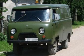 A leleményes oroszok már önvezető UAZ-zal közlekednek