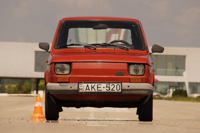 Körülbelül 4,5 millió példányban készült el a 126-os Fiat és licenszelt változatai