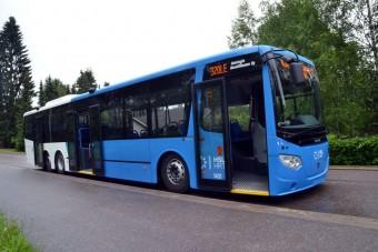 Új Scania a finnektől