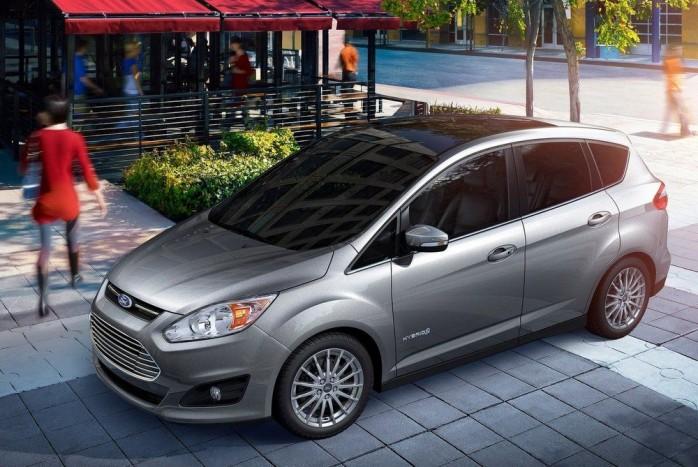 Ford C-Max hibrid