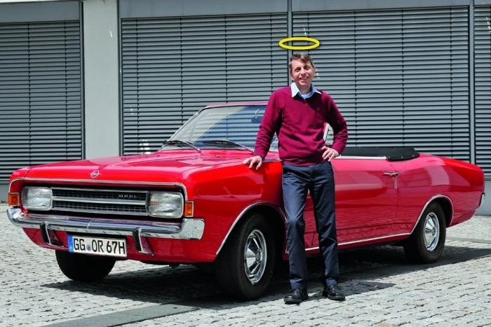 Gajdán Miklós, szakíró, társlapunk, az AutóMagazin főszerkesztője, Év Autója zsűritag