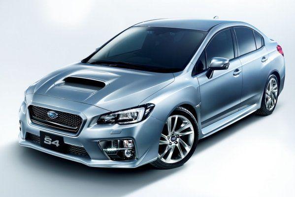 Subaru WRX S4. A hátsó szárny hiánya a legnagyobb optikai különbség