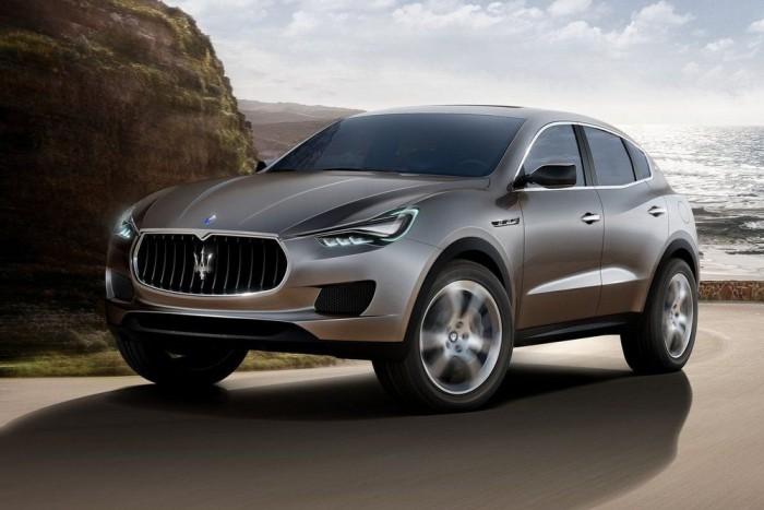 Maserati Kubang tanulmány (2011)