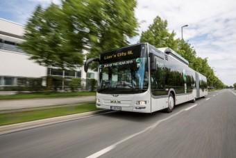 Budapesten is tesztelt típus lett az Év busza