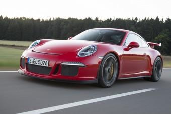 911 GT3 - 9000. És ez csak a kezdet!