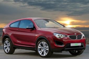 Csőstül jönnek az elsőkerekes BMW-k!