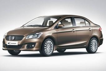 Részletes információk az új Suzuki szedánról