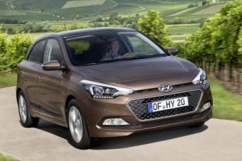 Hyundai i20: visszafogott fejlődés