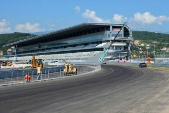 F1: Európa bojkottálná az Orosz Nagydíjat