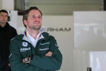 F1: Lemondott a csapatfőnök