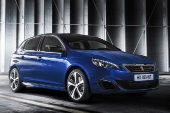 Sportos kompakttal erősít a Peugeot