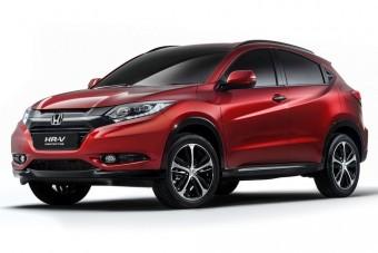 Ismét lesz Honda HR-V