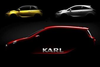 Új belépőmodell az Opelnél