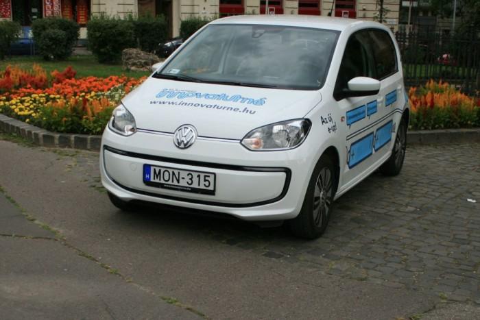Teszt: Volkswagen e-Up