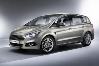 Ford S-Max: Új arc, új technika