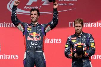 F1: Vettelt az apaság zavarta meg?
