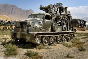 Top 10: A legfurcsább magyar katonai járművek