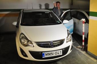 Elindult Budapesten az autómegosztás
