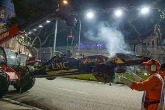 F1: Videón Maldonado balesete