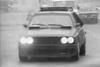 Itt az autó, amit 1984-ben ufónak néztek