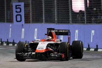 F1: A Marussia biztosan nem dől ki