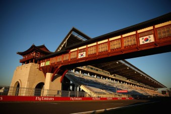 F1: Korea éjszakai futammal térne vissza