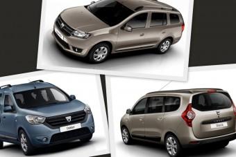 Beszüntetik a Dacia egyik modelljének a gyártását
