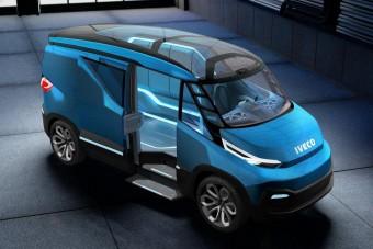 Konnektoros hibrid haszonjármű az Ivecótól