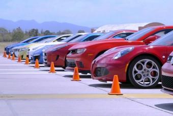 Ford Fiesta vagy Porsche, melyik a gyorsabb?