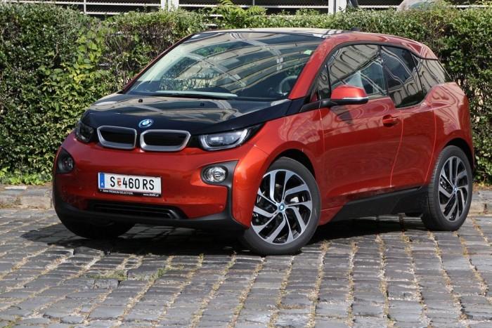 Teszt: BMW i3