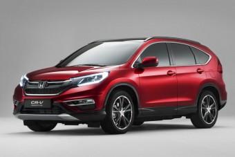 Frissítik a Honda szabadidőjárművét