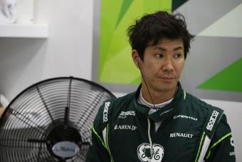 F1: Nem dobják ki otthon a japán pilótát