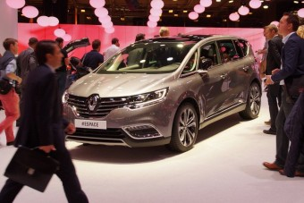 Helypróba az új Renault Espace-ban