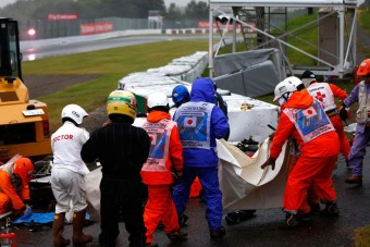 F1: A fejesek vizsgálatot követelnek Bianchi miatt