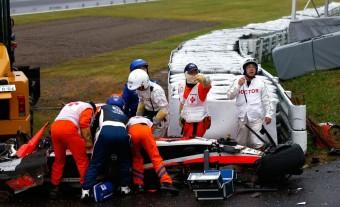 F1: Nagyágyúkkal vizsgálják Bianchi balesetét